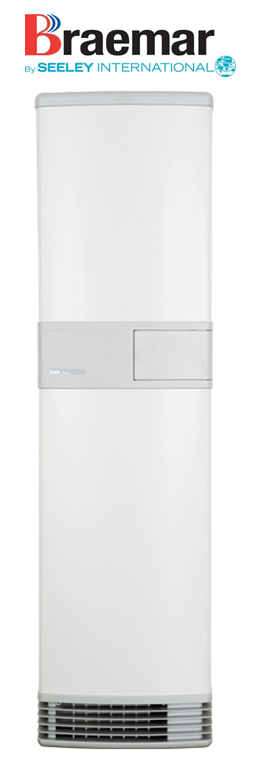 Braemar Gas Wall Furnace
